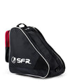 SFR LARGE SKATE BAG II BLACK RED - Skatescool Australia