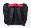 SFR SKATE BACKPACK (TRANS-PACK) BLACK RED - Skatescool Australia