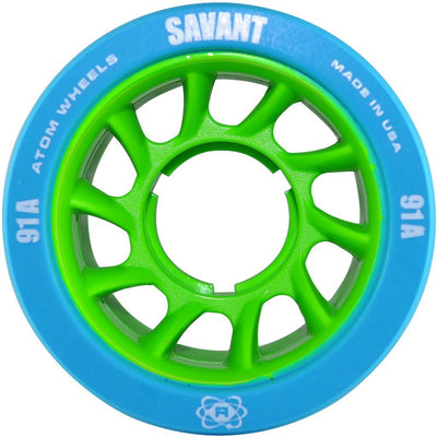ATOM SAVANT WHEELS - Skatescool Australia
