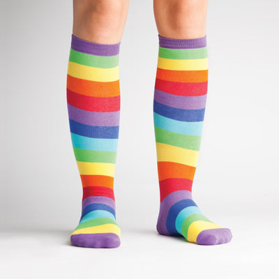 Sock It To Me Super Juicy Stretch Knee High Socks