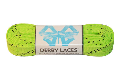 "DERBY LACES WAXED 96"" (244CM) - Skatescool Australia"