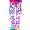 MADMIA DABBING UNICORN (AGED 6-ADULT) KNEE HIGH SOCKS - Skatescool Australia