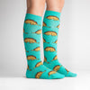 Sock It To Me Tacosaurus KH Socks - Skatescool Australia