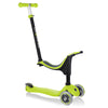 Globber GO UP SPORTY - Lime Green - Skatescool Australia