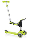 GLOBBER EVO 4 in 1 Convertible - Lime Green - Skatescool Australia
