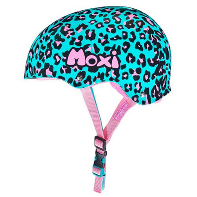 Triple 8 The Certified Helmet SS Moxi LEOPARD - Skatescool Australia