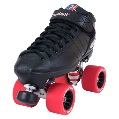 RIEDELL R3 SKATE DERBY - STRIKER WHEELS & TOE CAPS - Skatescool Australia