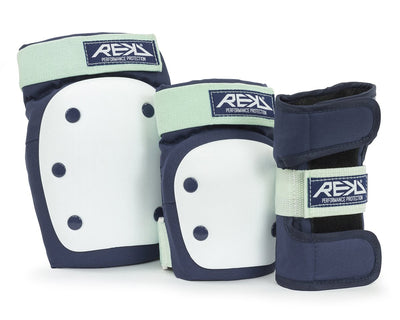 REKD HEAVY DUTY TRIPLE SET BLUE MINT - Skatescool Australia