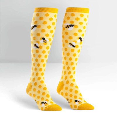 Sock It To Me Bee's Knees Knee High Socks