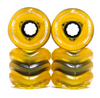 Shark California Roll 60mm 78a Amber Cruiser Skateboard Wheels