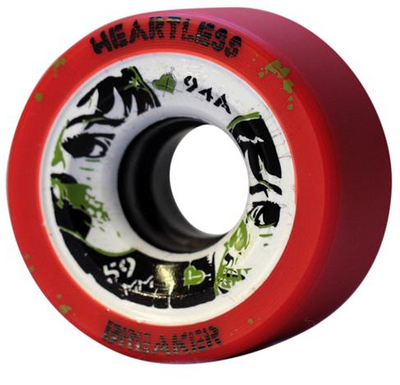 Heartless Breaker Wheels 94a - Skatescool Australia