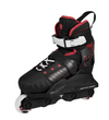 USD TRANSFORMER BLACK RED JUNIOR AGGRESSIVE INLINE SKATES - Skatescool Australia