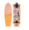 Z-FLEX SURFSKATE FISH - Banana Train - Skatescool Australia