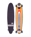 Z-FLEX SURFSKATE LOG ROLL - Surf-a-gogo - Skatescool Australia