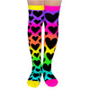 MADMIA SUNSET W TASSELS (AGED 6-ADULT) KNEE HIGH SOCKS - Skatescool Australia