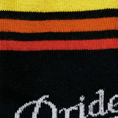 SOCK IT TO ME TEAM PRIDE JUNIOR (AGED 7-10) KNEE HIGH SOCKS - Skatescool Australia