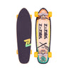 "Z-FLEX CRUISER 27"" - POP Rasta - Skatescool Australia"