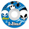 Blind Random Wheels - Blue - 53mm 4 Pack