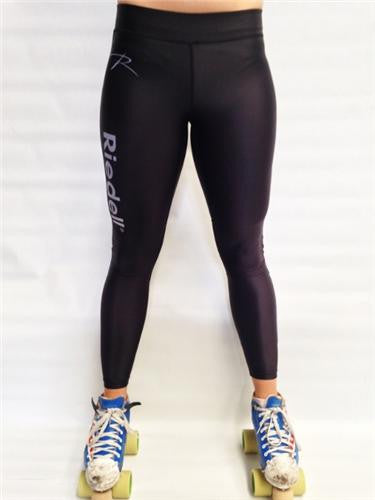 Riedell Compression Leggings Womens Full Length - Skatescool Australia