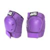SCABS JUNIOR ELBOW PADS - PURPLE - Skatescool Australia