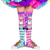 MADMIA NO DRAMA LLAMA KNEE HIGH SOCKS (AGES 6-ADULT) - Skatescool Australia
