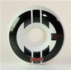 Reckless CIB 58mm/98a Park Wheels - Skatescool Australia