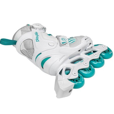 PLAYLIFE LIGHT BREEZE ADJUSTABLE INLINE SKATES - Skatescool Australia