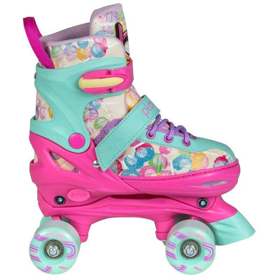PLAYLIFE LOLLIPOP ADJUSTABLE QUAD SKATES - Skatescool Australia