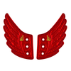 SHWINGS Red Foil Wings - Skatescool Australia