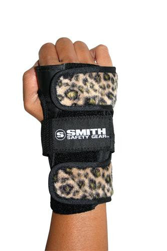 Smith Scabs Wrist Guards - Leopard - Skatescool Australia