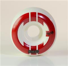 Reckless CIB 55mm/98a Street Wheels - Skatescool Australia