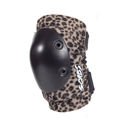 Smith Scabs Elite Leopard Elbow Pads - Skatescool Australia
