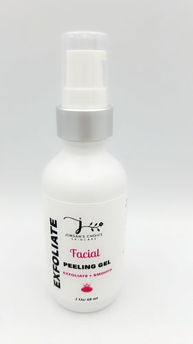 FACIAL PEELING GEL Exfoliate + Smooth