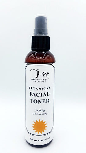 BOTANICAL FACIAL TONER