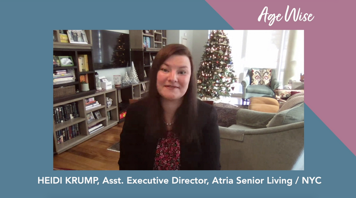 Silver Solutions AGE WISE Ep. 009 - Choosing the Right Assisted Living Community with Heidi Krump of Atria Senior Living