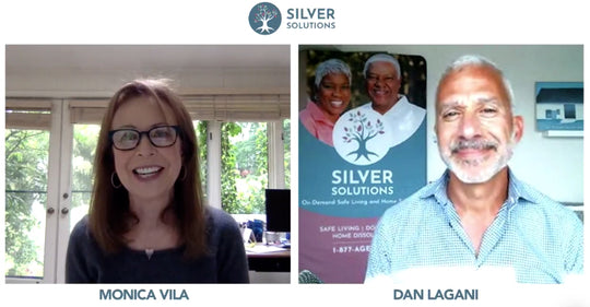 Silver Solutions Interview with Monica Vila @theOnline Mom