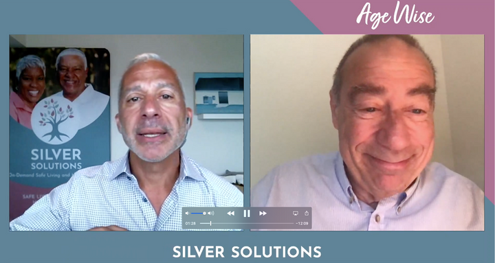 Silver Solutions Age Wise Episode 2: Dan Lagani speaks with Frank Lalli, The Healthcare Detective