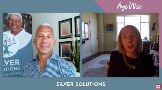 Silver Solutions AGE WISE EP. 007 - CEO, Dan Lagani speaks with Myrna Blyth of AARP