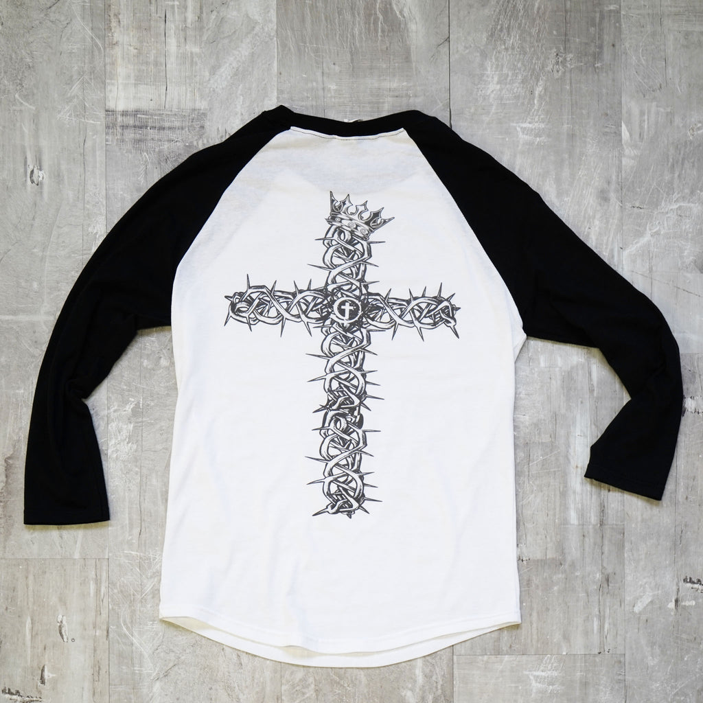 Thorn Cross 3/4 Sleeve
