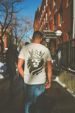 King of Kings Natural Tee