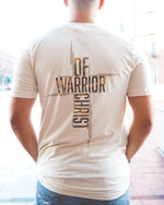 WARRIOR Natural Tee