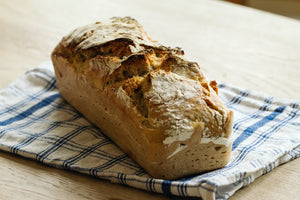 Baked Bread: Artisan Yeast Loaf