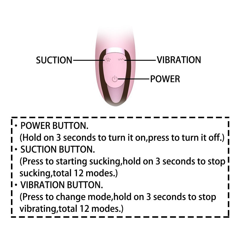 YEMA Suction VIbration Dual Vibrator Sex Toys for Woman Women Adult Clitoris Vagina Sex Machine Shop