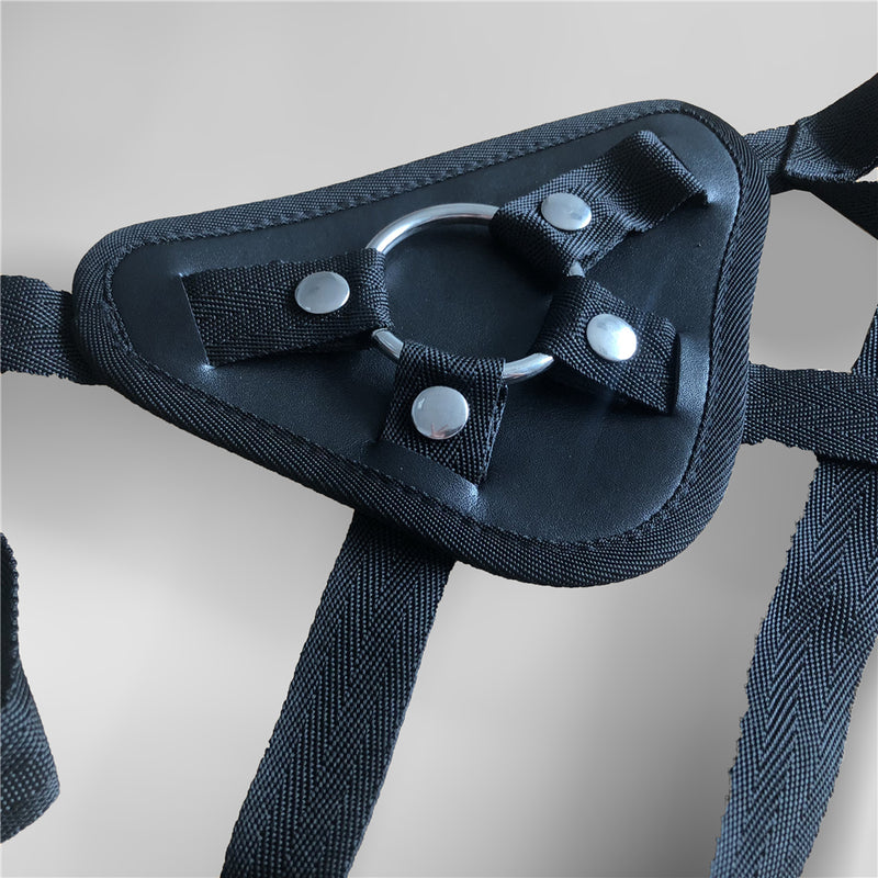 "The ""Turn Me On"" Strap On Harness"