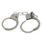 Hot Silver Metal HandCuffs With Keys Police Role Cosplay Tools Police  Sex Toy For Couples Exotic Accessories props game