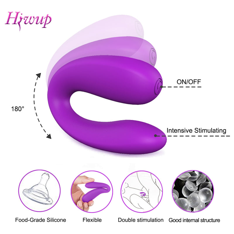 Multi-Speed Double Ended Vibrator