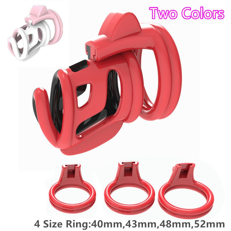 Titanium D-Ring PA Lock Glans Piercing Male Chastity Device Penis Harness Restraint Leashes Fitting,PA Puncture
