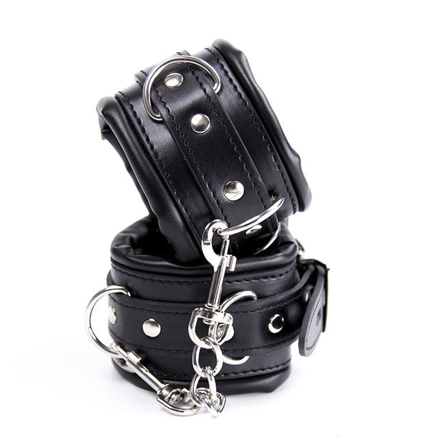 Exotic Leather Cuffs