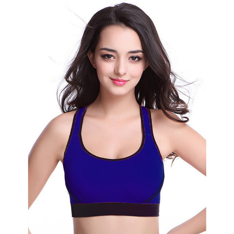 RS80309 High Quality Push Up Bra Seamless Elastic Bra 7 Colors hatler M L XL 2XL Thin Tank Vest Top Sexy Casual Bra Tank Tops