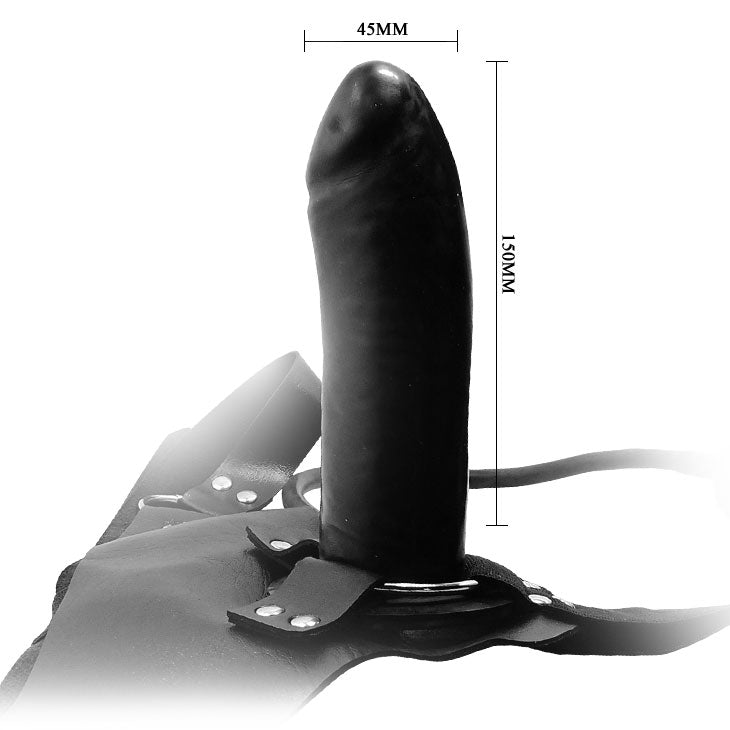 YEMA Auto Inflatable Lesbian Strap-on Dildo Vibratio Enlarge Penis Adult Sex toy for Woman Lesbian Couples